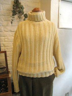 70's PURITAN Turtle Neck Sweater