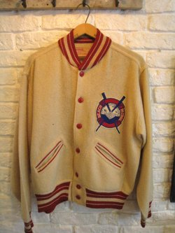 50's OLIVER Bros. Varsity Jacket
