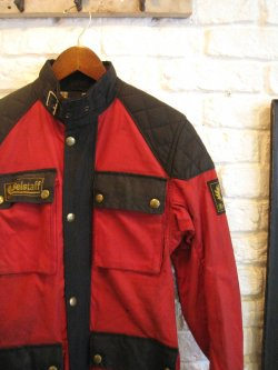 80's Belstaff Trialmaster Wax Cotton Jacket