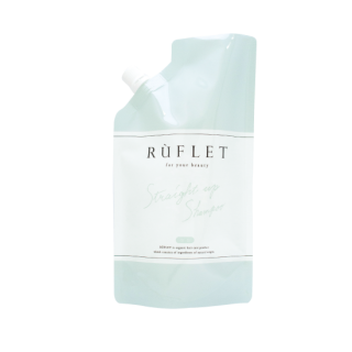 RUFLET ストレートアップシャンプー レフィル 500mL