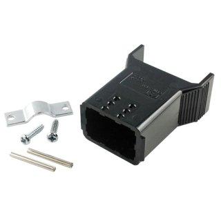 バッテリーコネクタアクセサリ <br>6極ハウジング(15A/30A)<br/>中継タイプ <br>6BMCS-SET-RW-E 2個入