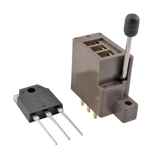 パワートランジスタ用ソケット <br/>T3P-H248-ZIF-E <br/>ZIFタイプ (IC付属なし)