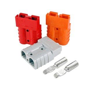 バッテリーコネクタデュアルタイプ <br>35A,12~10AWG BMC2S-5-E
