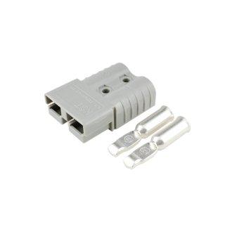 バッテリーコネクタデュアルタイプ <br>100A,4AWG BMC2MS-22-E