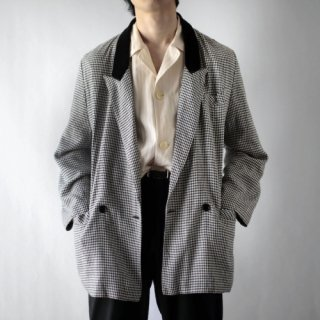OLD houndstooth edward jacket