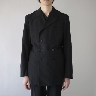 VINTAGE 6b double breasted tailored jacket