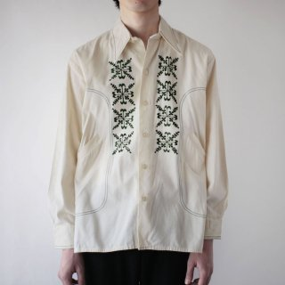 70's mexican western shirt