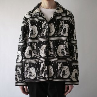 OLD cat gobelin jacket