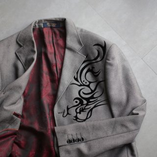 OLD tribal tailored jacket