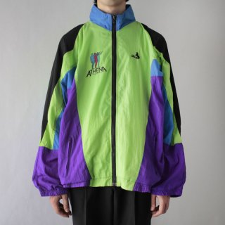 OLD fitness nylon jacket