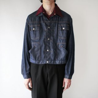 70's ranch craft denim jacket