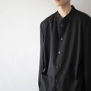OLD rayon mao collar jacket