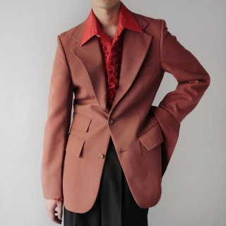 70's pink 2b tailored jacket