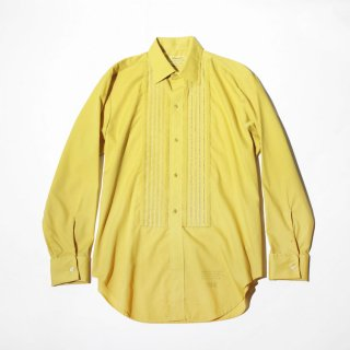 70's pleat shirt
