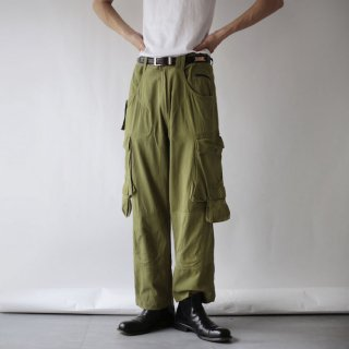 OLD GIMMICK CARGO TROUSERS