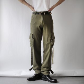 OLD bontage cargo trousers