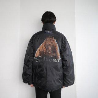 old bear reversible down jacket