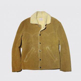 vintage western york suede jacket
