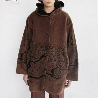 old wood boa hoodie