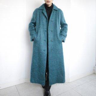 old monster mohair coat