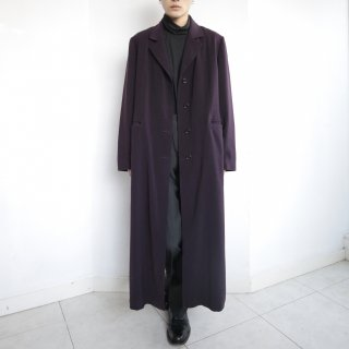 old super long 4b coat , with liner