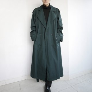 old LONDON FOG long trench coat