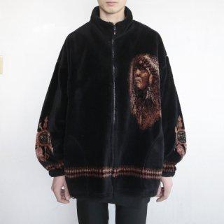 old native fleece jacket