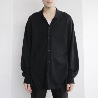 old loose knit shirt