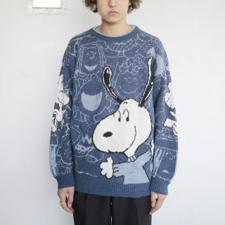 old peanuts sweater