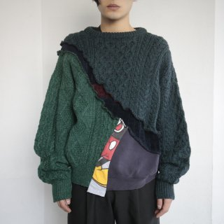 remake docking collage alan sweater