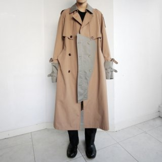 remake docking trench coat