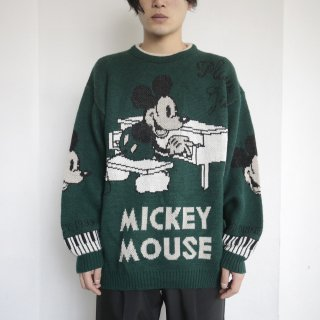 old Mickey sweater