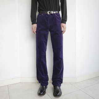 old Ralph Lauren corduroy trousers