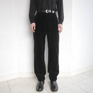 old Calvin Klein 5p velvet trousers
