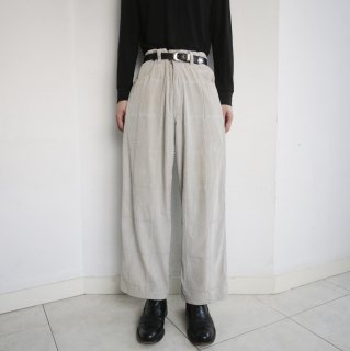 old Sean John stitched trousers