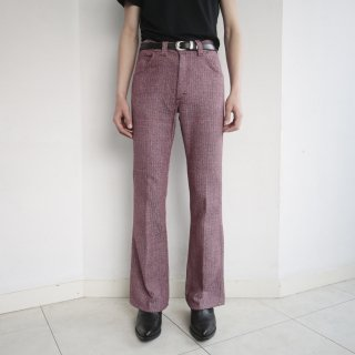 vintage lee prest flare trousers