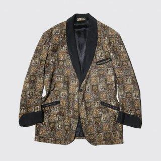 vintage corduroy smorking jacket