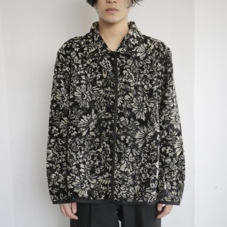old reversible gobelin jacket
