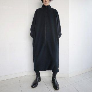 old deformed fleece jump suit