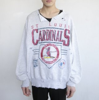 boro custom sweat , cardinals