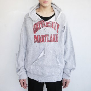 boro costom hoodie , body - mvp pro weave , UNIVERSITY MARYLAND