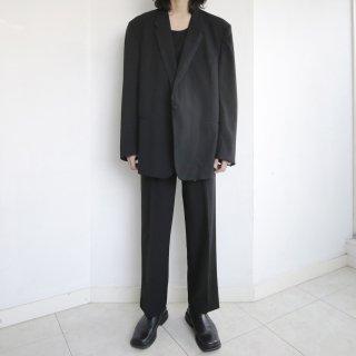vintage tuxedo set up