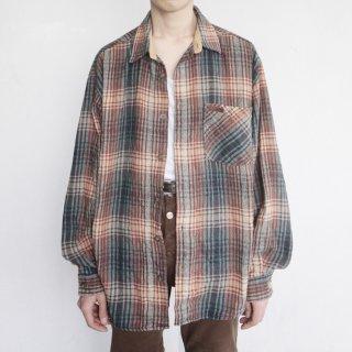 old marlboro check shirt