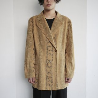 old python pattern 1b jacket