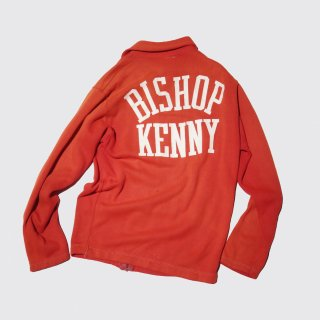 vintage sweat track jacket , bishop kenny
