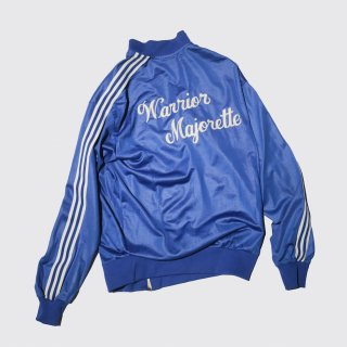 vintage track jacket , warrior majorette