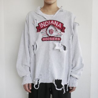 boro custom sweat , indiana hoosiders
