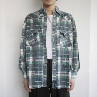 boro custom shirt , body-levi's