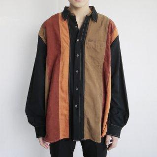 old combi loose shirt