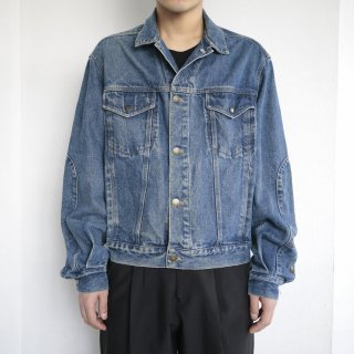 old calvin klein trucker jacket